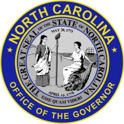 State of North Carolina Government Office Logo